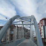 Пешеходен мост пасарелка - БДС стандарт