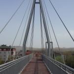Пешеходен мост за магистрали и булеварди - пасарелка