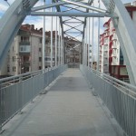 Надлез за пешеходци и велосипедисти - пасарелка