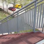 Пешеходен надлез - пасарелка - мост за пешеходци